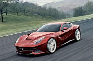 Пекинский автосалон 2012: Ferrari представит гибрид в 2013 году