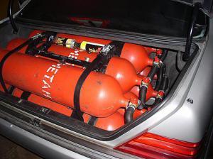 газовое оборудование для автомобилей