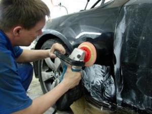 полировка автомобиля