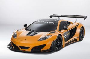 McLaren представит новый концептуальный спорткар MP4-12C Can-Am