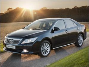 Toyota Camry расширила комплектацию «Комфорт», «Элеганс», «Элеганс Плюс», «Престиж».