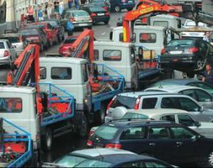 Эвакуация автомобиля и лишение прав – это мафия в РФ.