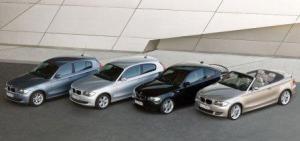 BMW 1-ая серия.