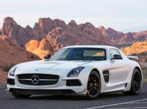Автосалон в Лос-Анджелесе - две мировые премьеры Mercedes-Benz.