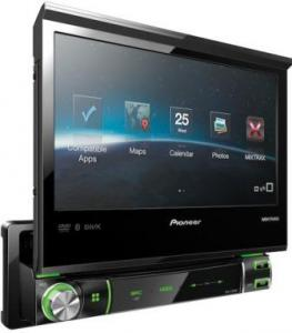 AVH-X8500BT и AVH‑X7500BT мультимедийные ресиверы от Pioneer.