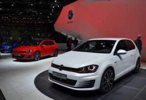 На Женевском автосалоне 2013 горячих Golf сразу три - Golf GTD, Golf GTI и GTI Performance.
