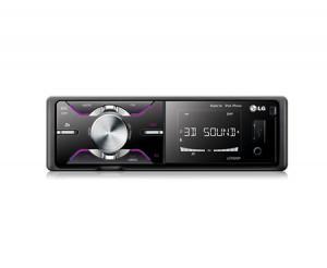 LG LCF620IP – автомагнитола 1 DIN с CD и MP3 проигрывателем.
