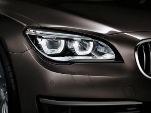 «Заряженный» BMW 7-ой серии дебютирует в 2015 году