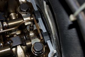 Устраняем пробоины в бензобаке