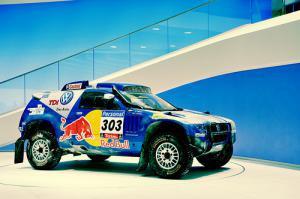 Nissan Patrol для пустыни