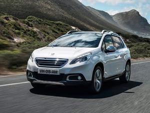 Самый компактный кроссовер Peugeot 2008 будет продаваться в РФ.