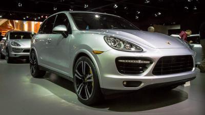 Porsche Macan будет оснащаться турбированным экономичным двигателем