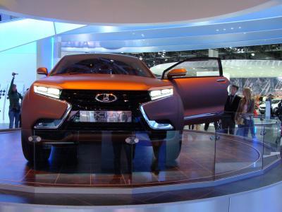 Первый тест-драйв автомобиля Lada XRAY