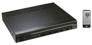 DVD ресиверы