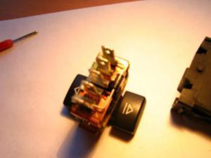 Как починить кнопку стеклоподъёмника