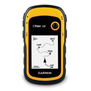 Garmin eTrex 10 GPS|GLONASS
